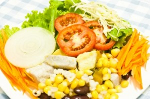 Gout Recipes: Mixed Salad
