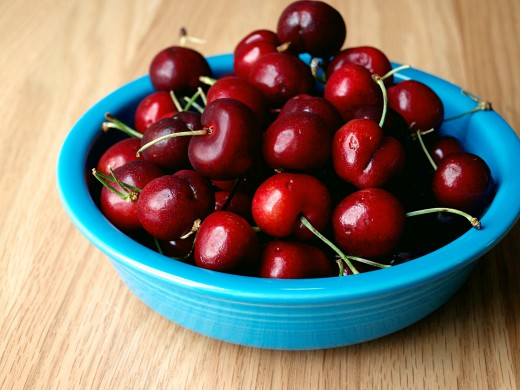 cherries-for-gout-relief