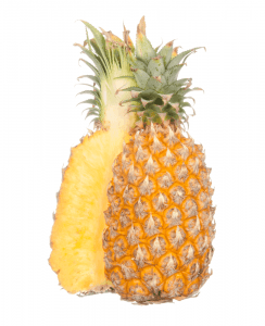Pineapple is an effective natural gout remedy.