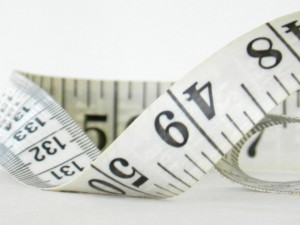 obesity and gout tape measure