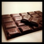 dark chocolate is good for gout
