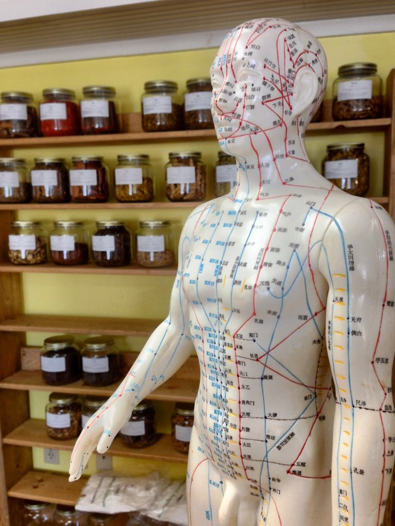 Image for Treating Gout Naturally With Acupuncture.