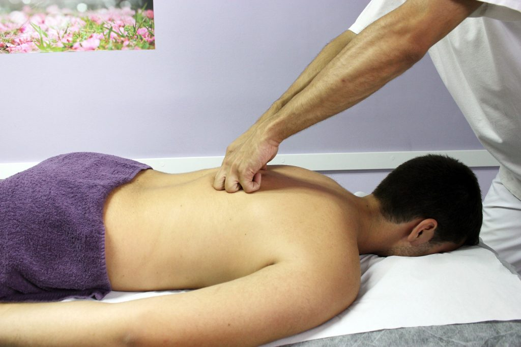 Image for Acupressure Massage For Gout Pain Relief.
