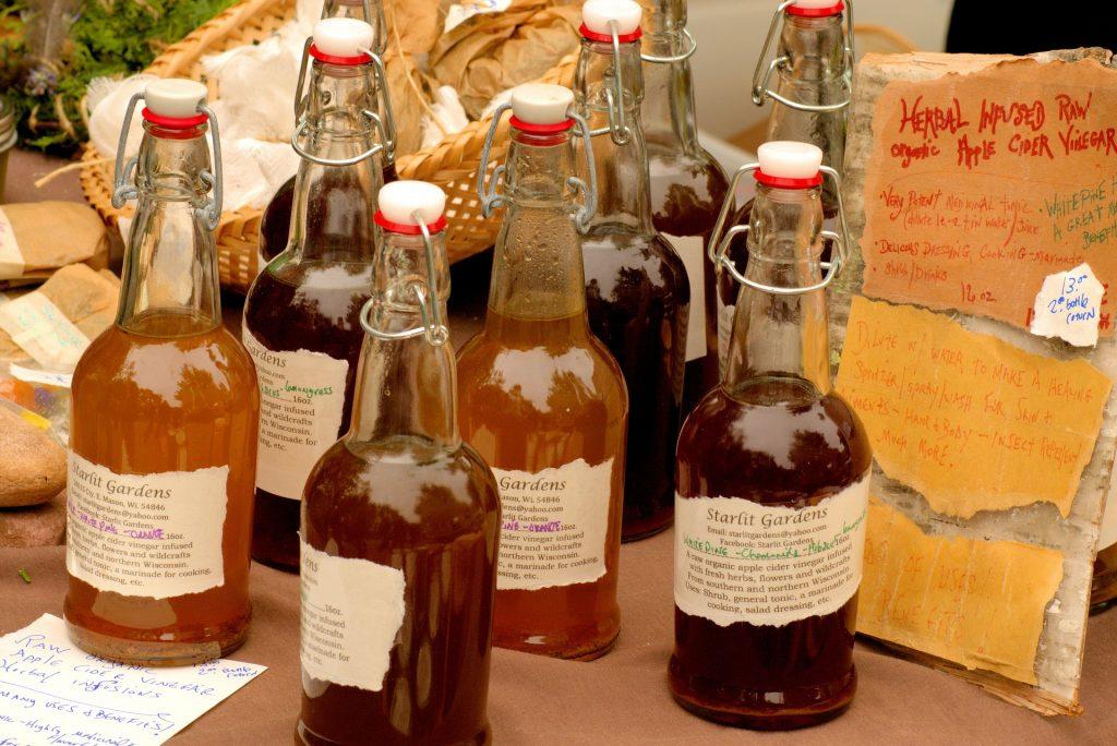 Image of Apple Cider Vinegar and Gout.