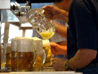 Alcohol, especially beer, is a known trigger for gout.