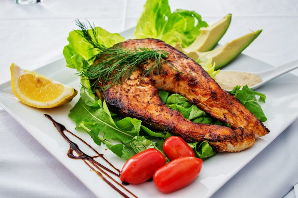 Salmon and Gout: Can Gout Patients Eat Salmon?