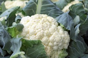 Cauliflower and Gout