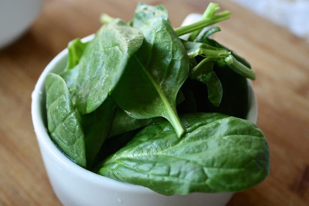 Spinach and Gout