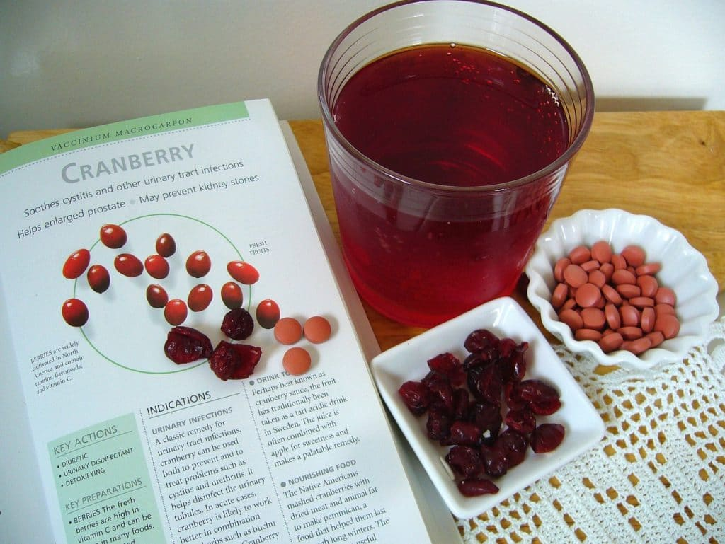 Cranberry Juice and Gout